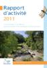 Rapport d'activité 2011 de l'Institution Interdépartementale du Bassin de la Sèvre Nantaise - application/pdf