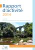 Rapport d'activité 2014 de l'EPTB Sèvre Nantaise - application/pdf