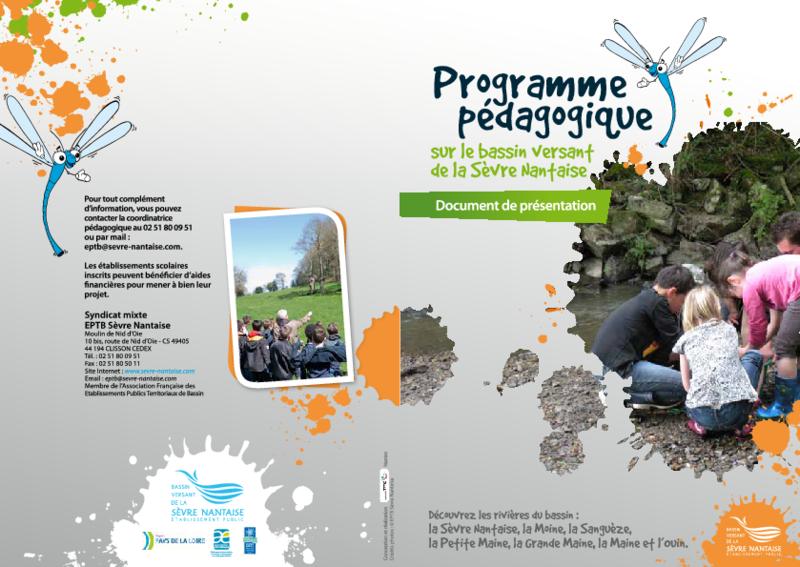 Document de présentation du programme pédagogique - application/pdf