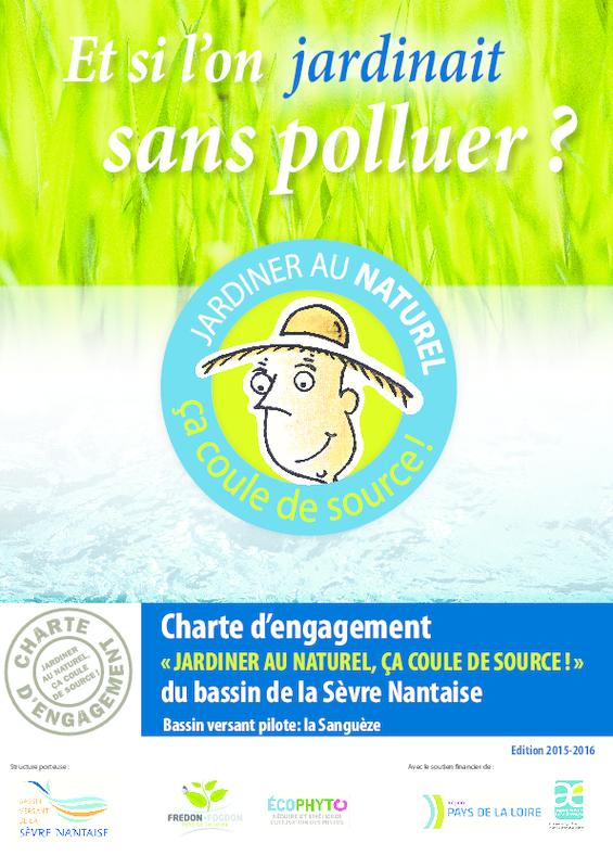 """charte d'engagement """"Jardiner au naturel : ça coule de source"""" sur le bassin versant de la Sanguèze - application/pdf"""