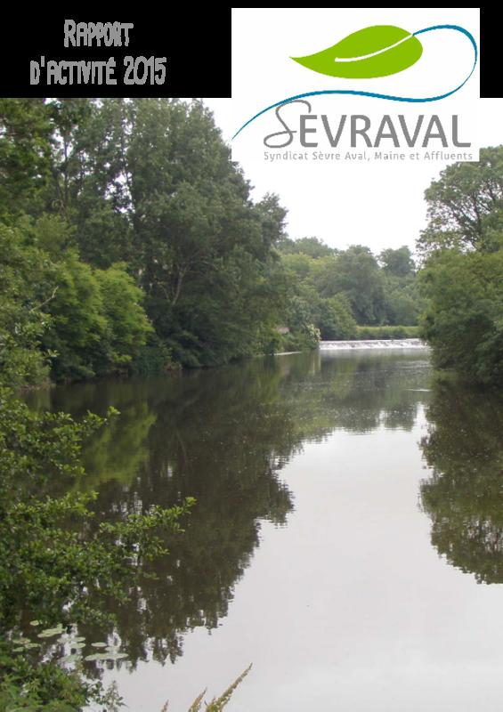 Rapport d'activité de SEVRAVAL 2015 - application/pdf