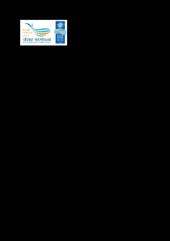 Actualisation de l'état des lieux du bassin versant de la Sèvre Nantaise : Tome 5 Usages et fonctions - application/pdf