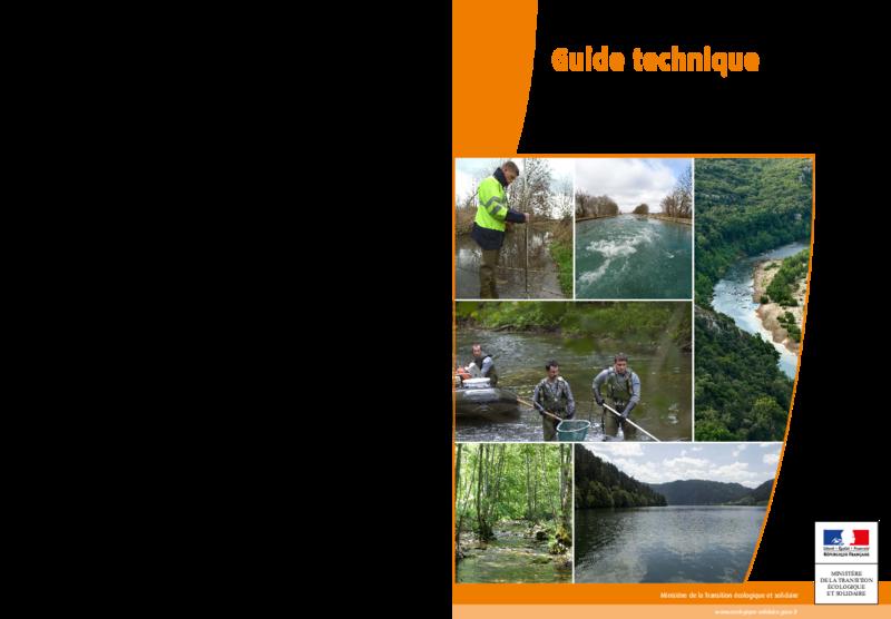 Guide technique relatif à l'évaluation de l'état des eaux de surface continentales (cours d'eau, canaux, plans d'eau) - application/pdf